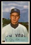 1954 Bowman #81 2B Jerry Coleman  Front Thumbnail