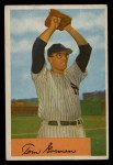 1954 Bowman #17  Tom Gorman  Front Thumbnail