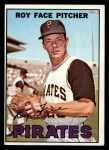 1967 Topps #49 Ro Roy Face  Front Thumbnail
