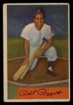1954 Bowman #1  Phil Rizzuto  Front Thumbnail
