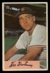 1954 Bowman #25 3B Wes Westrum  Front Thumbnail