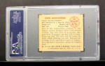 1950 Bowman #23  Don Newcombe  Back Thumbnail