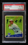 1934 Goudey #13  Frankie Frisch   Front Thumbnail