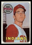 1969 Topps #537  Mike Paul  Front Thumbnail