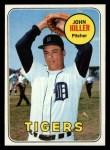 1969 Topps #642  John Hiller  Front Thumbnail