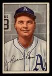 1952 Bowman #154  Ferris Fain  Front Thumbnail