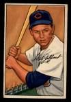 1952 Bowman #104  Hal Jeffcoat  Front Thumbnail