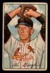1952 Bowman #134  Al Brazle  Front Thumbnail