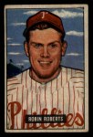 1951 Bowman #3  Robin Roberts  Front Thumbnail