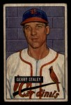 1951 Bowman #121  Gerry Staley  Front Thumbnail