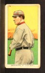 1909 T206 #41 BAT Roger Bresnahan  Front Thumbnail