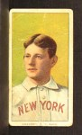 1909 T206 #63  Jack Chesbro  Front Thumbnail