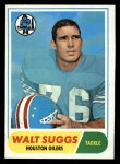 1968 Topps #94  Walt Suggs  Front Thumbnail