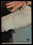 1968 Topps #166  Paul Krause  Back Thumbnail