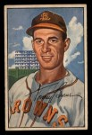 1952 Bowman #61  Tommy Byrne  Front Thumbnail