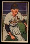 1952 Bowman #62  Joe Presko  Front Thumbnail