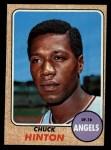 1968 Topps #531  Chuck Hinton  Front Thumbnail
