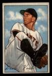 1952 Bowman #182  Dave Koslo  Front Thumbnail