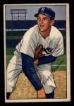 1952 Bowman #96  Ralph Branca  Front Thumbnail