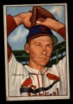 1952 Bowman #176  Harry Brecheen  Front Thumbnail