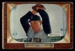 1955 Bowman #123  Marv Grissom  Front Thumbnail
