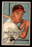 1952 Bowman #193  Bob Young  Front Thumbnail
