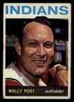 1964 Topps #253  Wally Post  Front Thumbnail