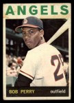 1964 Topps #48  Bob Perry  Front Thumbnail