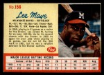 1962 Post #156  Lee Maye   Front Thumbnail