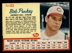 1962 Post #123  Bob Purkey  Front Thumbnail