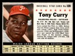 1961 Post Cereal #120 BOX Tony Curry   Front Thumbnail