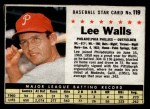 1961 Post #119 BOX Lee Walls   Front Thumbnail