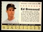 1961 Post #152 COM Ed Bressoud   Front Thumbnail
