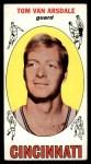 1969 Topps #79  Tom Van Arsdale  Front Thumbnail