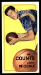 1970 Topps #103  Mel Counts   Front Thumbnail