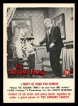 1964 Donruss Addams Family #56 AM  I won't be home for dinner Front Thumbnail