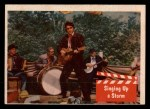 1956 Topps / Bubbles Inc Elvis Presley #55   Singing Up Storm Front Thumbnail