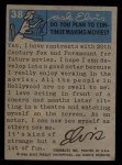 1956 Topps / Bubbles Inc Elvis Presley #38   Elvis' Escort Back Thumbnail