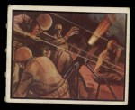 1950 Topps Freedoms War #21   Death of Pal   Front Thumbnail