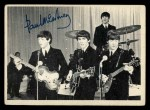 1964 Topps Beatles Black and White #62  Paul McCartney  Front Thumbnail