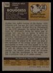 1971 Topps #194  Lee Bouggess  Back Thumbnail