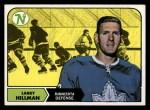 1968 Topps #48  Larry Hillman  Front Thumbnail