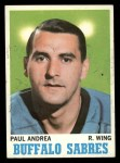 1970 Topps #77  Paul Andrea  Front Thumbnail