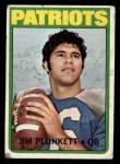 1972 Topps #65  Jim Plunkett  Front Thumbnail