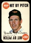 1968 Topps Game #9   Brooks Robinson   Front Thumbnail