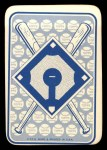 1968 Topps Game Inserts #25   Gene Alley   Back Thumbnail