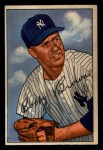 1952 Bowman #105  Bobby Brown  Front Thumbnail