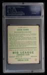1933 Goudey #214  John Kerr  Back Thumbnail