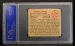 1950 Bowman #238  Vernal 'Nippy' Jones  Back Thumbnail