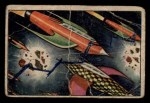 1951 Bowman Jets Rockets and Spacemen #41   Battle of Rockets Front Thumbnail